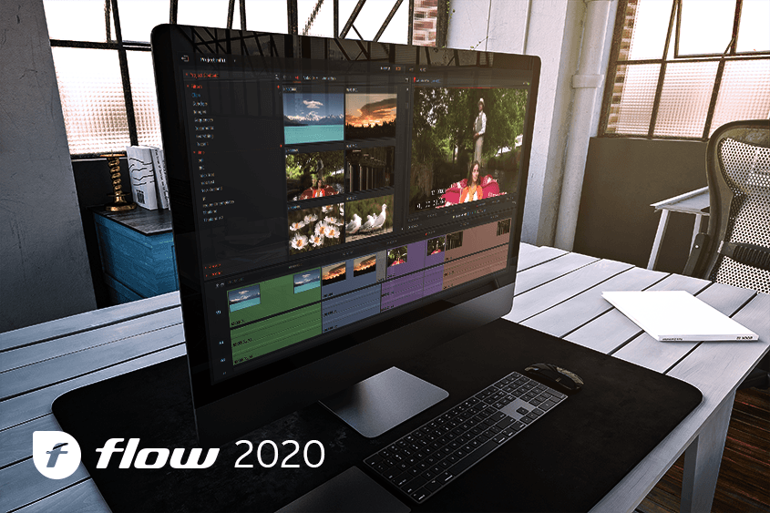 Flow 2020 - Smart workflow tools for every storage platform